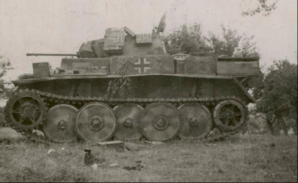 Sd.Kfz.123 - Luchs