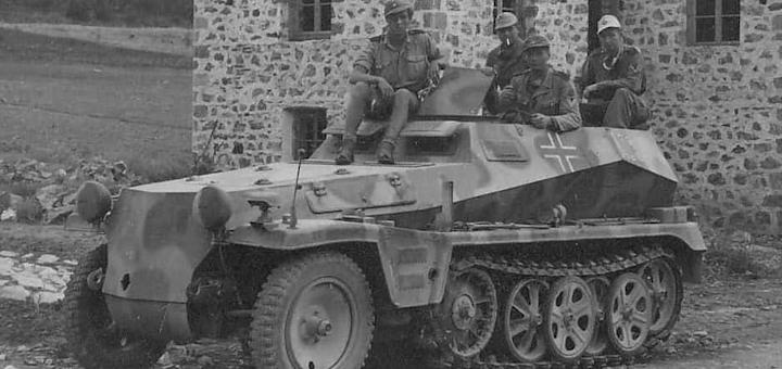 Light Schützenpanzerwagen